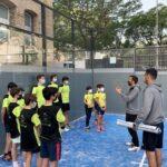 Deportes para niños en Sevilla con La Red 21